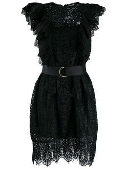 Essentiel Antwerp кружевное платье Vamos с вышивкой VAMOS