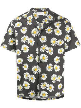 John Elliott рубашка с цветочным принтом E013G82454A