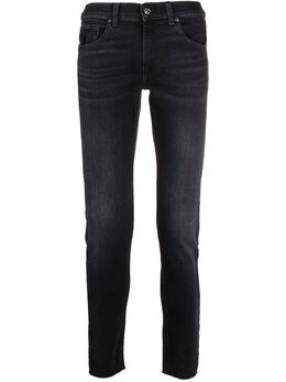 7 For All Mankind зауженные джинсы кроя слим JSMXR850RB