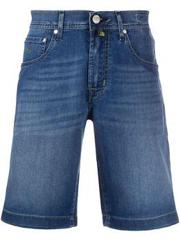 Jacob Cohen длинные джинсовые шорты J6636COMF01843W25301