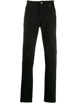 Moschino брюки прямого кроя A03012021