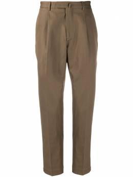 Dell'oglio укороченные брюки строгого кроя ARECHI2828