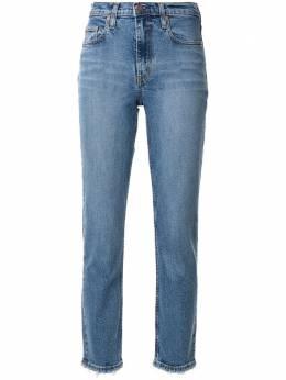 Nobody Denim укороченные джинсы True кроя слим P8479