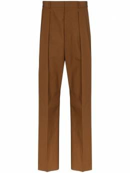 Valentino брюки с лампасами и складками TV0RBE45665