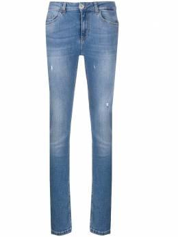 Liu Jo джинсы кроя слим с эффектом потертости UA0013D4448