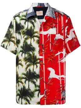 Buscemi рубашка с принтом BMS20238