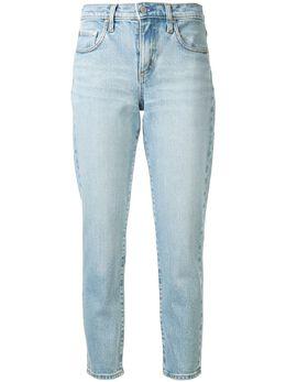 Nobody Denim укороченные джинсы средней посадки P8219