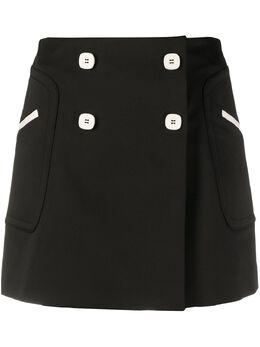 Vivetta двубортная юбка V2MC0115217