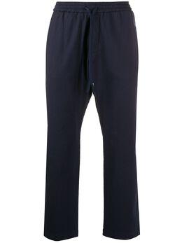 Barena спортивные брюки с кулиской PAU26462569