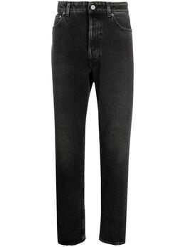 Golden Goose прямые джинсы Happy G36MP509A1