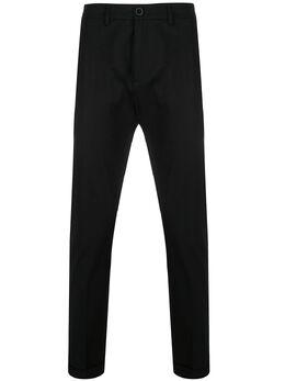 Department 5 укороченные брюки кроя слим U20P15F2001NERO