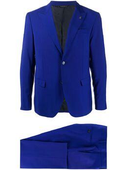 Manuel Ritz костюм-двойка узкого кроя 2830A3328203040