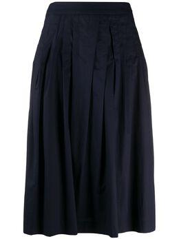 Peserico плиссированная юбка миди P05814
