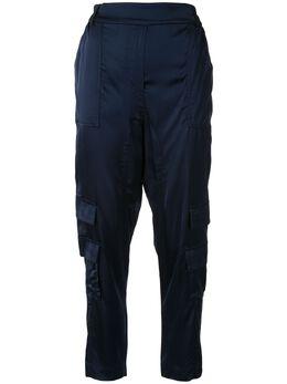 Manning Cartell зауженные брюки карго 20W30668BLUD