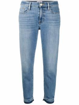 Frame укороченные джинсы скинни с заниженной талией LGCRHT0467