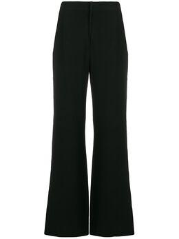 Dvf Diane Von Furstenberg строгие брюки широкого кроя 13926DVF