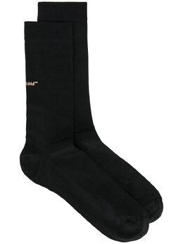 Salvatore Ferragamo носки с логотипом 717966