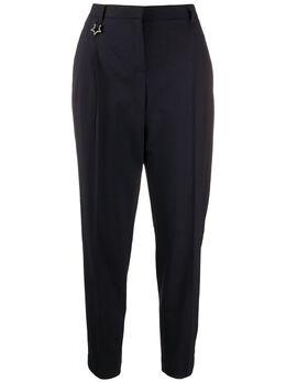 Lorena Antoniazzi укороченные брюки с подвеской P2014PA0023180