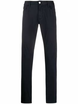Emporio Armani брюки чинос кроя слим 3H1J061NEDZ