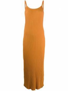 Simon Miller платье без рукавов в рубчик W4194042