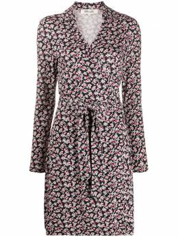 Dvf Diane Von Furstenberg платье Jeannie с цветочным принтом 13651DVF