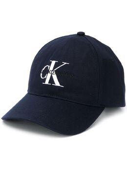 Calvin Klein кепка с вышитым логотипом K60K606624