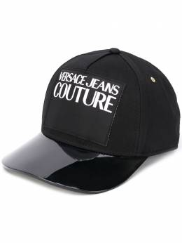 Versace Jeans Couture кепка с нашивкой-логотипом E8HVAK0865021899