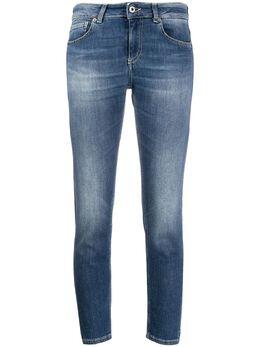 Dondup джинсы Newdia кроя слим средней посадки DP405DS0268AB5DD