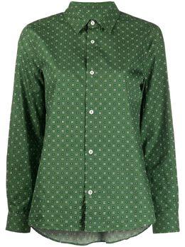 A.P.C. рубашка Mirielle на пуговицах COECNF12364