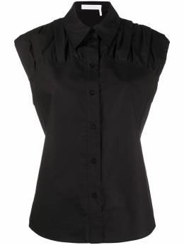 See By Chloe рубашка со сборками CHS20UHT16020