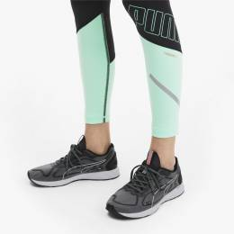 Puma - female - Кроссовки SPEED 300 RACER 2 Wn's – Black-Green Glimmer-White – 38 4062451549565