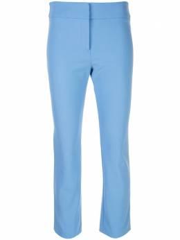 Veronica Beard укороченные брюки кроя слим 2002BSS6326