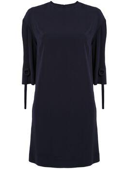 Victoria, Victoria Beckham платье-трапеция 2120WDR000615A