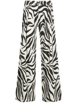 Nili Lotan расклешенные брюки Marbella 10924W226