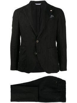 Manuel Ritz костюм-двойка с однобортным пиджаком 2832A3728L203015