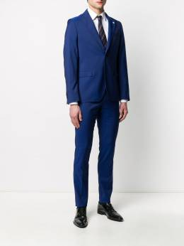 Manuel Ritz костюм-двойка узкого кроя 2832A3328203072