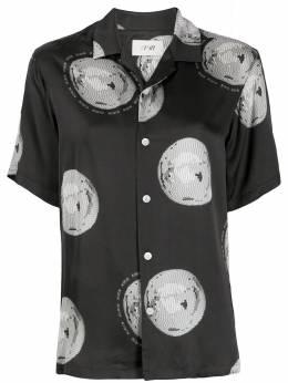 Kirin рубашка с короткими рукавами и принтом KWGA007S20FAB0061072