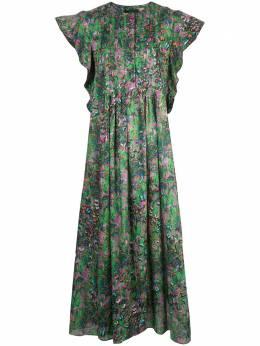 Cynthia Rowley платье Nairobi 19S1DR60CO