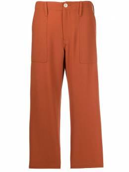 Jejia укороченные брюки прямого кроя 2839J1P004205018