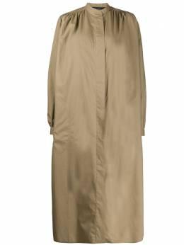 Sofie D'hoore платье-рубашка с воротником-стойкой DAHNACPOP