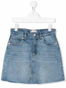 Levi's Kids джинсовая юбка 4E4890