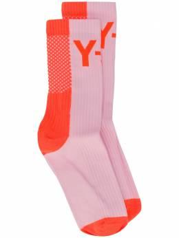 Y-3 носки в рубчик с логотипом FR2825