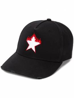 Vision Of Super бейсбольная кепка с вышивкой VOSB11STARWR
