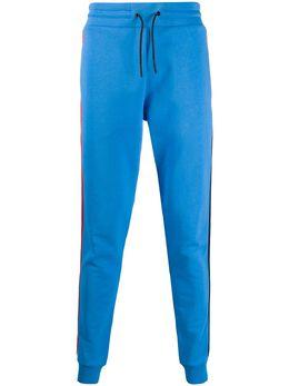 Rossignol зауженные спортивные брюки с лампасами RLIMP35