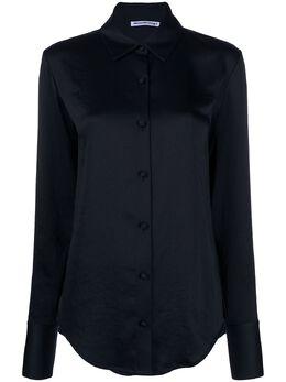 T By Alexander Wang рубашка с длинными рукавами 4WC1201013