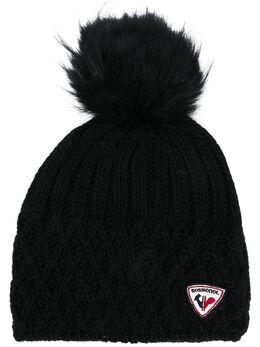 Rossignol декорированная шапка бини Isy с помпоном RLIWH14U