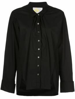 Marques'Almeida рубашка с открытыми плечами и длинными рукавами RST20TP0245SHT