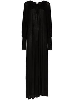 Toteme платье макси Anville 201607774
