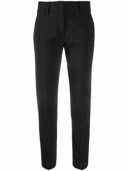 Piazza Sempione укороченные брюки кроя слим PP494P0S0003