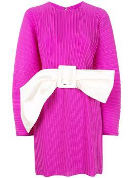 Solace London платье Tanzy с поясом OS26074